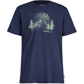 Maloja WeinbirneM. SS T-Shirt Men, night sky